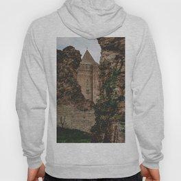 Tower behind the ruins Hoody