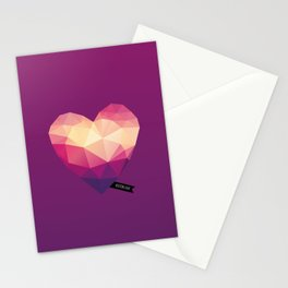 Vector Love 01 Stationery Cards