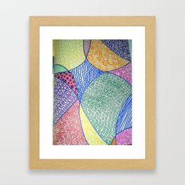 55231 Framed Art Print