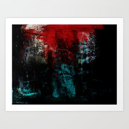 Untitled #4 (Alt.) Art Print