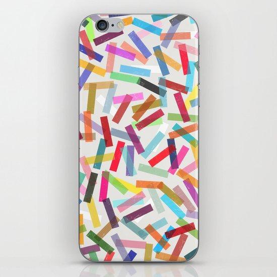 fiesta 1 iPhone & iPod Skin