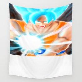 SSGSS Goku Wall Tapestry