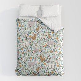 Llamas Comforters