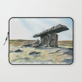 Poulnabrone Laptop Sleeve