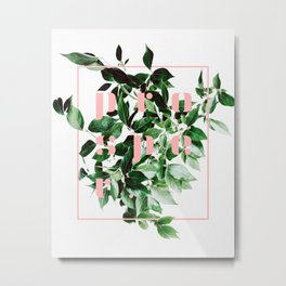 Prosper || #society6 #decor #buyart Metal Print