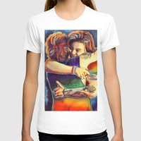 larry stylinson T-shirts featuring Home - Larry by art-changes