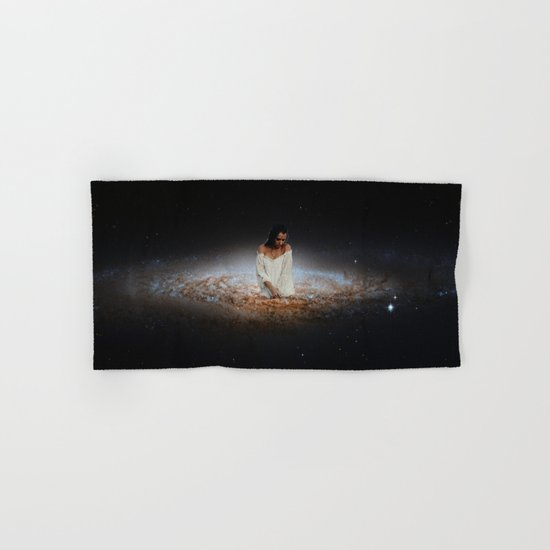 Girl from the Universe Hand & Bath Towel