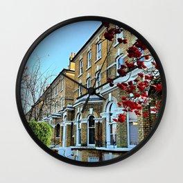 Hampstead Spring Wall Clock