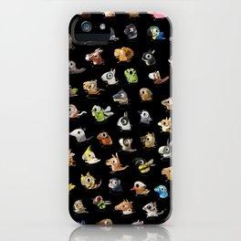 Animal Marathon iPhone Case