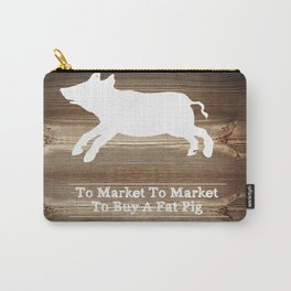 To Market Carry-All Pouch