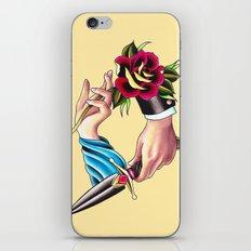 love/hate iPhone & iPod Skin