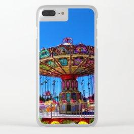 Fair Fun Clear iPhone Case