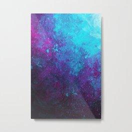 Nebula Star Birth Metal Print