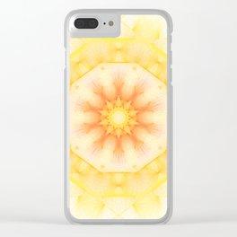 Cronus Clear iPhone Case