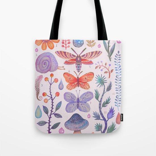 Et coloris natura III Tote Bag