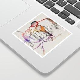For Jou Sticker