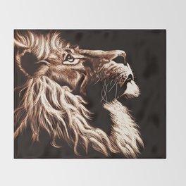 The King Throw Blanket
