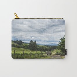 Growing Grapes Carry-All Pouch