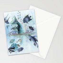 Gone Fishin' Stationery Cards