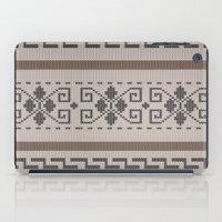 lebowski iPad Cases featuring The Big Lebowski Cardigan  by Marvelis