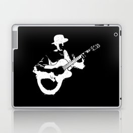 Musician playing Laptop & iPad Skin