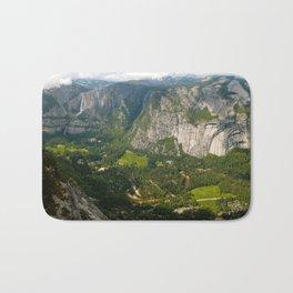 Yosemite Valley Bath Mat