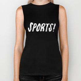 Sports! Biker Tank