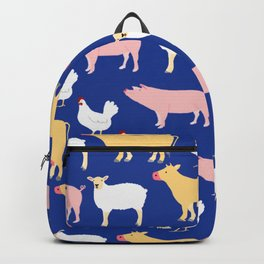 Farm Friends Backpack