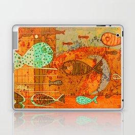 II VII digitized Laptop & iPad Skin