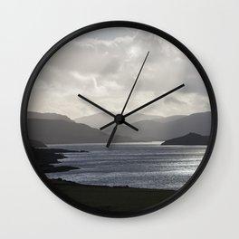 Loch Hope Wall Clock