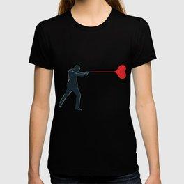 Shot to the heart... T-shirt