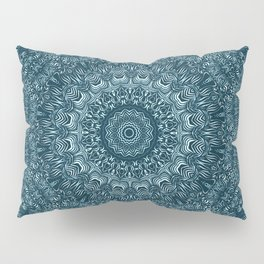 flowing lines pattern 3 Pillow Sham