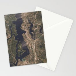 Pudget Sound, Seattle & Tacoma Stationery Cards