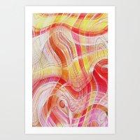 acid Art Prints featuring Acid by Fine2art