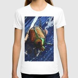 Mirror  beatle T-shirt