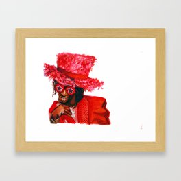 Bootsy Collins Framed Art Print