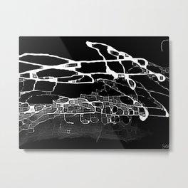 Campos Metal Print