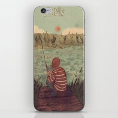 Thinking Out Loud iPhone & iPod Skin