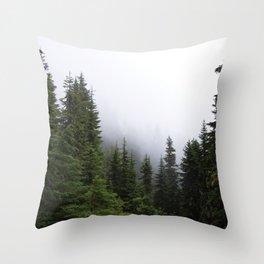 Simplify, simplify Throw Pillow