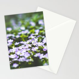 Veronica flowers Stationery Cards