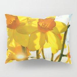 intence yellow Pillow Sham