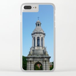 Trinity Campanile Clear iPhone Case