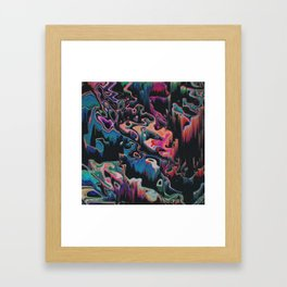 CÑYN Framed Art Print