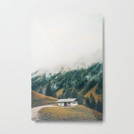 Little Home Metal Print