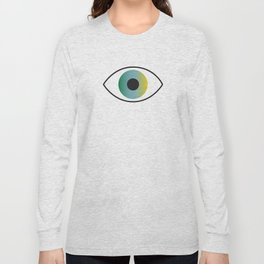 eye see Long Sleeve T-shirt