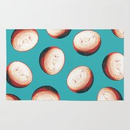 cute onion pattern Rug