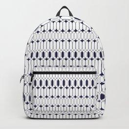 de-FENCIVE in Blue Backpack