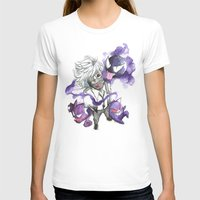 tokyo ghoul T-shirts featuring Tokyo Ghoul Gym Leader by Blackapinaa