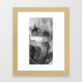 Lovers no.2 Framed Art Print