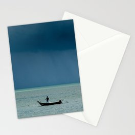 Storm Approaching Stationery Cards